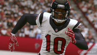 Madden NFL 17 DeAndre Hopkins