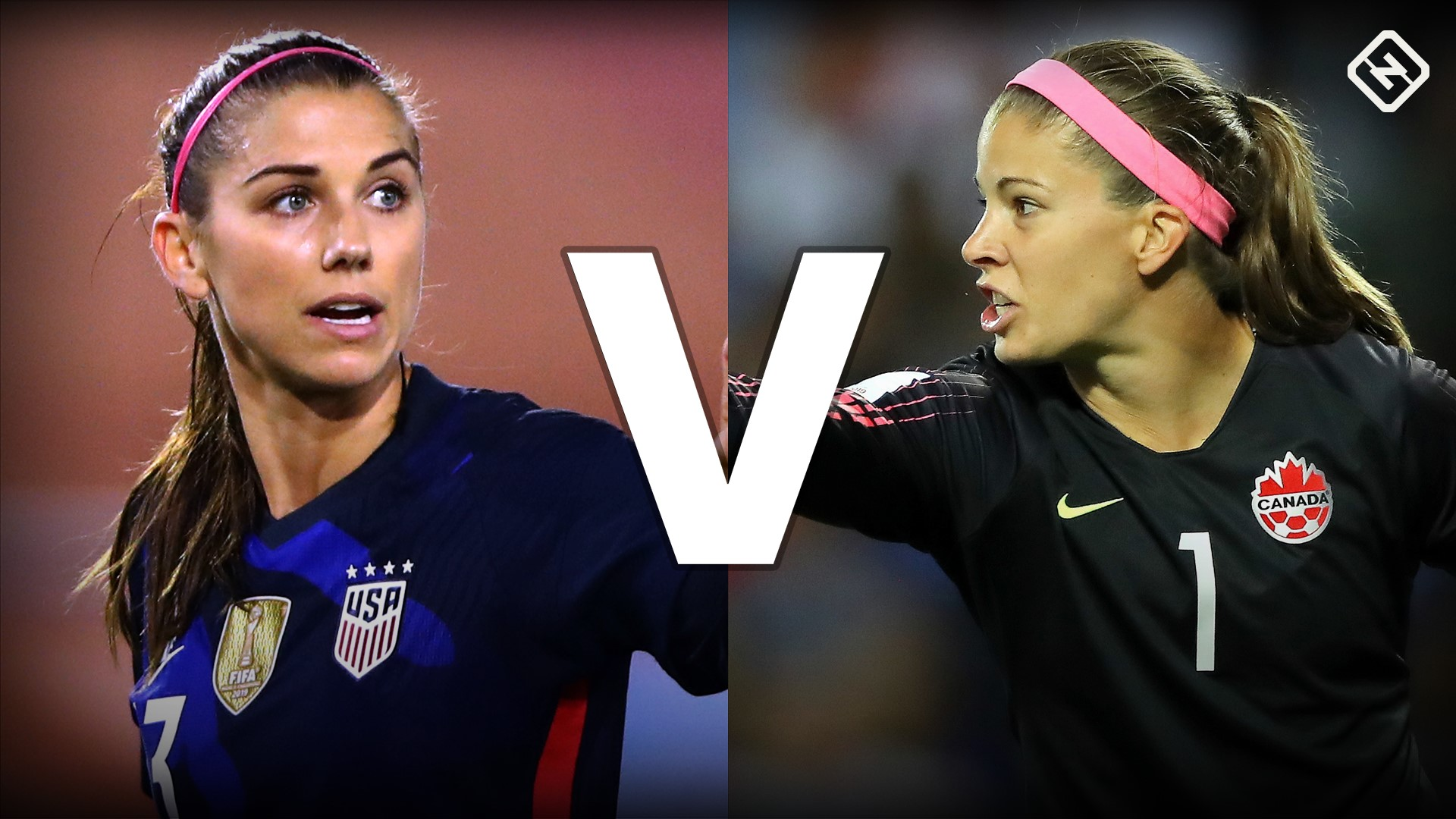 What channel is USA vs. Canada? Time, TV schedule, streaming for SheBelieves Cup game