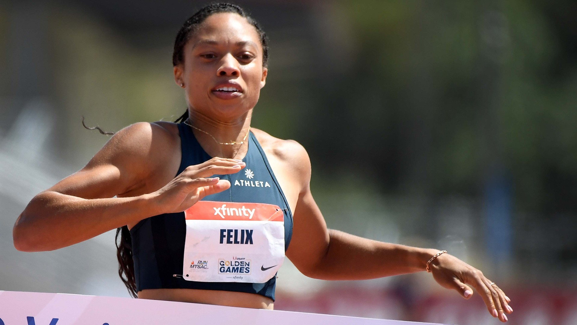 Allyson Felix launches her own shoe company, Saysh, two years after parting ways with Nike