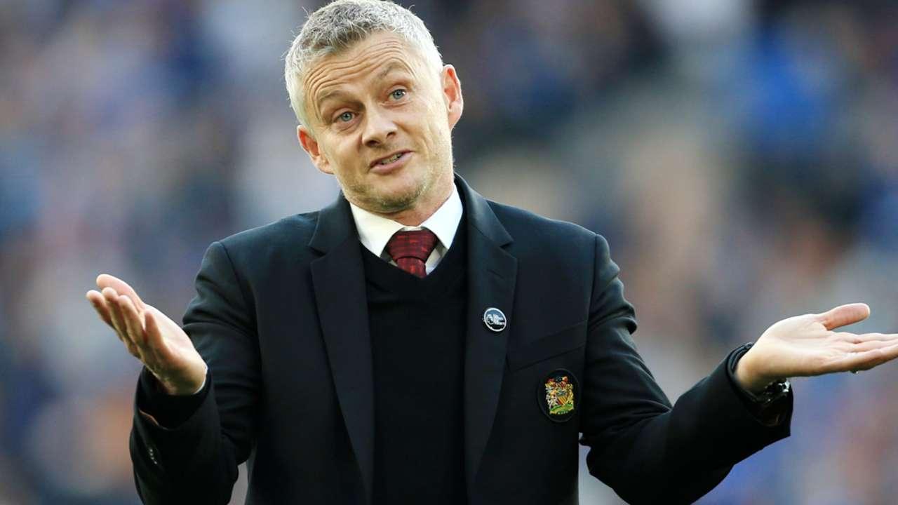 Ole Gunnar Solskjaer - Manchester United - October 16, 2021