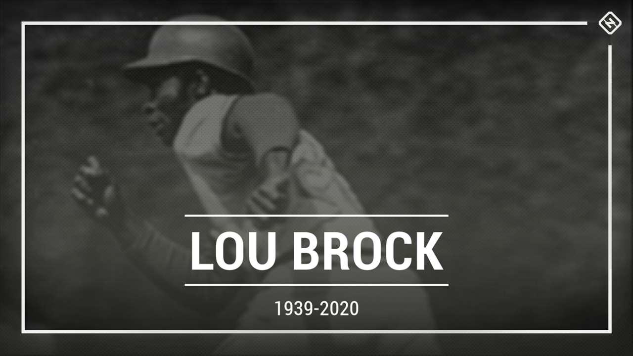 Lou Brock obit graphic