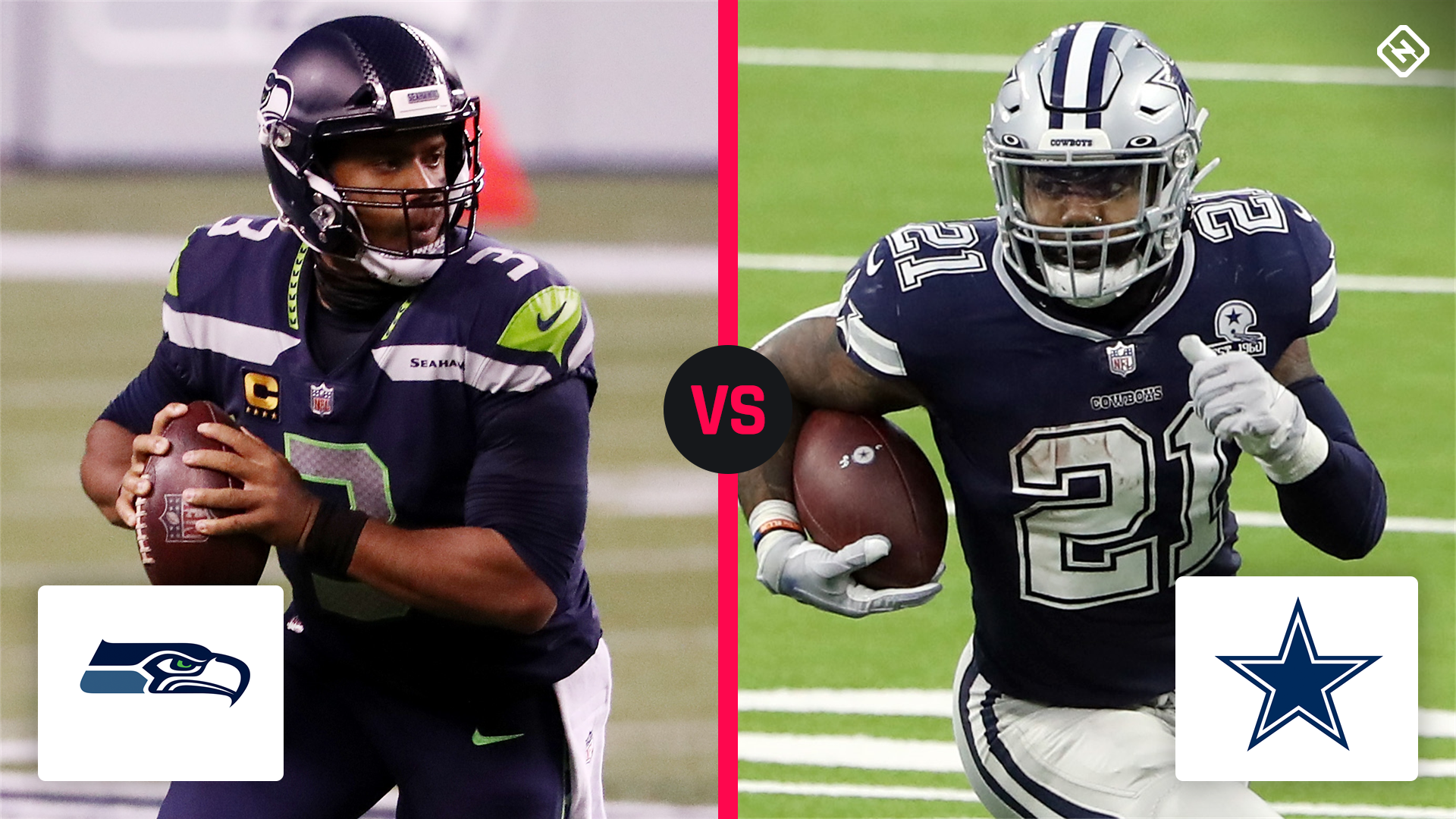 What channel is Cowboys vs. Seahawks on today? Time, TV schedule for Week 3 NFL game