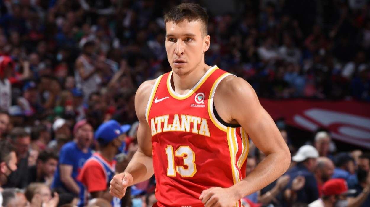 Bogdan Bogdanovic Atlanta Hawks