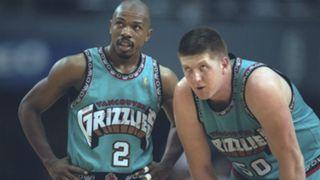 Vancouver Grizzlies 1997 - 072615 - Getty - FTR