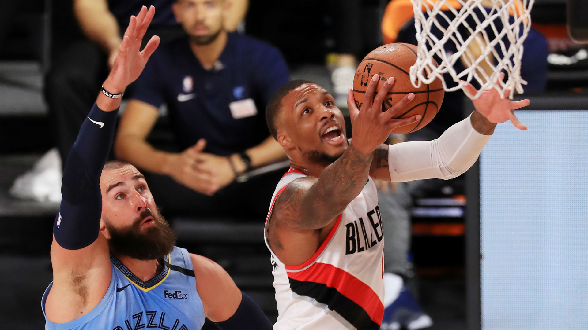 NBA playoff standings 2020: Updated odds for Grizzlies, Trail Blazers & other teams to clinch No. 8 seed in West