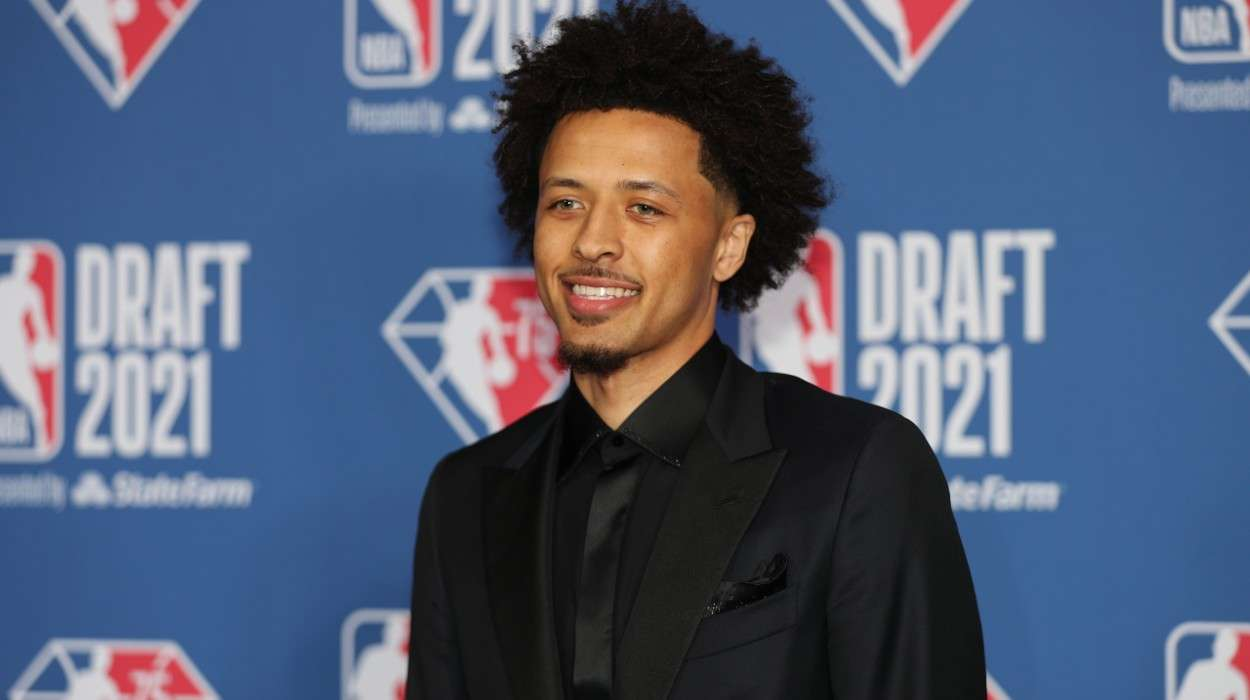 Cade Cunningham  2021 NBA Draft
