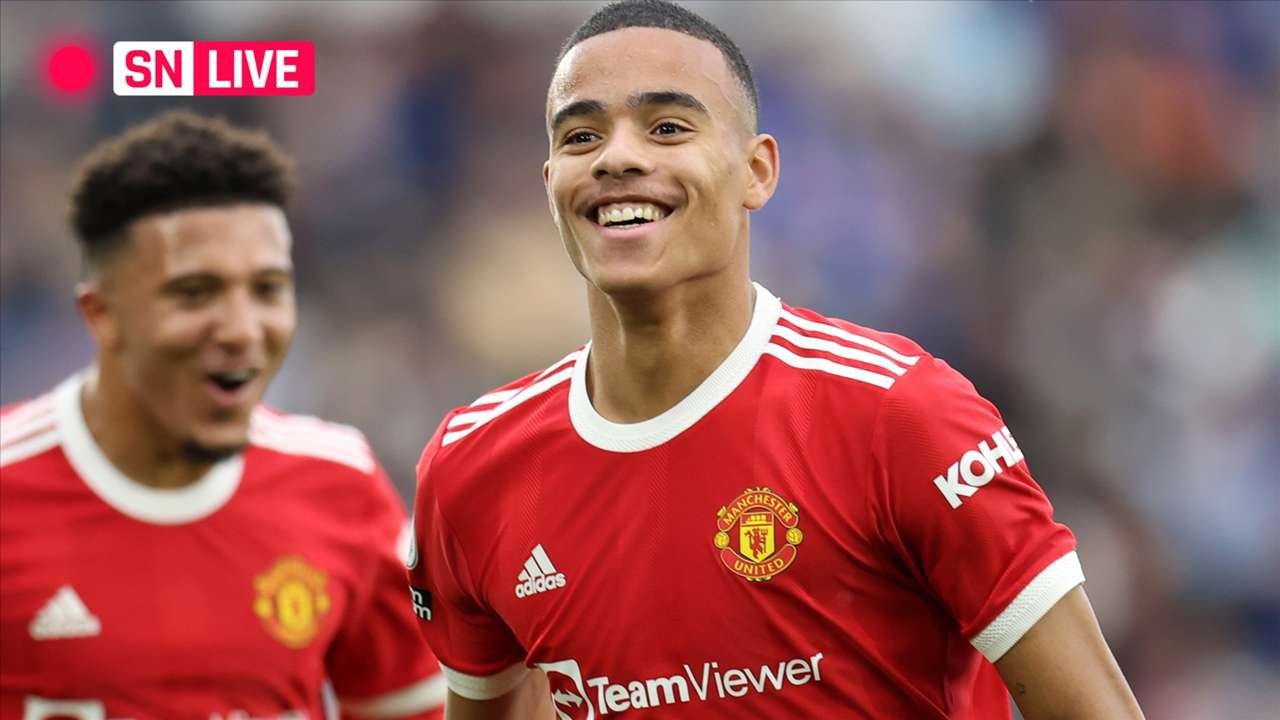 LIVE - Mason Greenwood - Manchester United - October 16, 2021