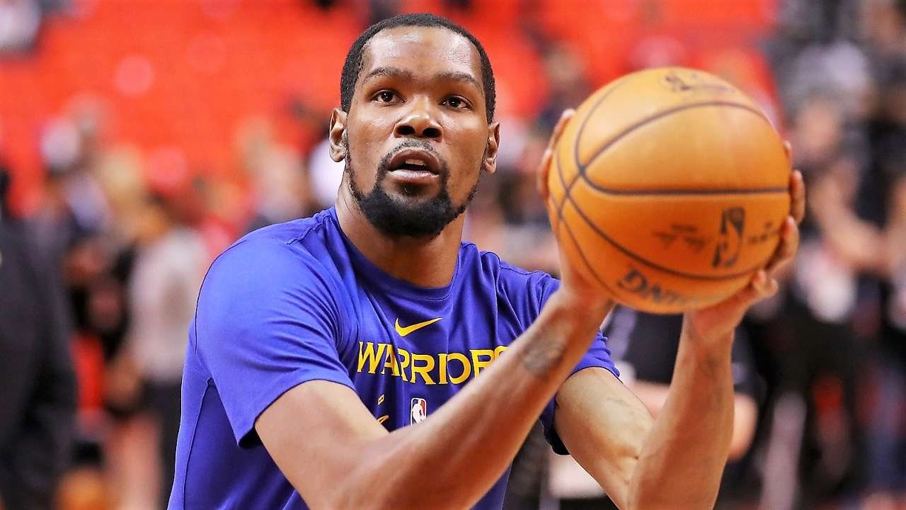 NBA Finals Game5 Kevin Durant Warriors