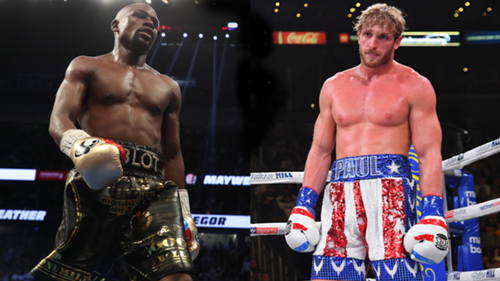 Why Are Floyd Mayweather And Logan Paul Fighting Mismatched Boxers Looking To Have Fun And Make Nine Figures Sporting News