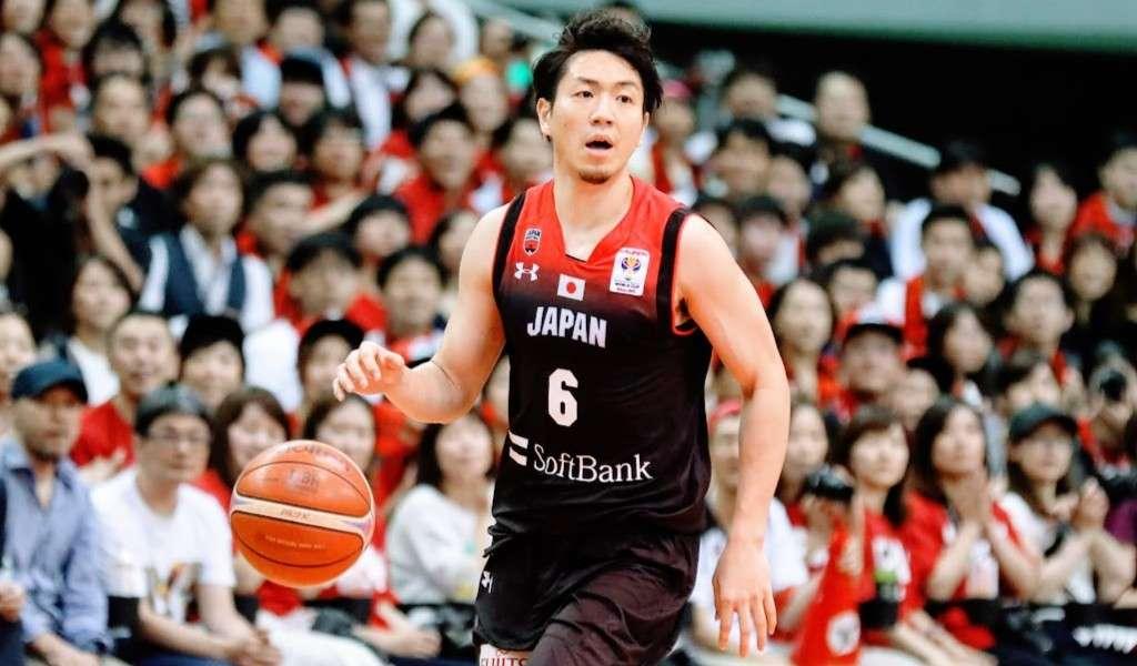比江島慎 Makoto Hiejima Basketball Japan National Team