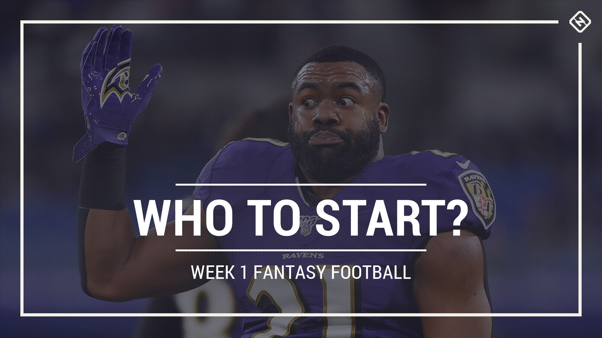 Who to start in fantasy football: Week 1 rankings, start sit advice for PPR, Standard, Superflex scoring 1