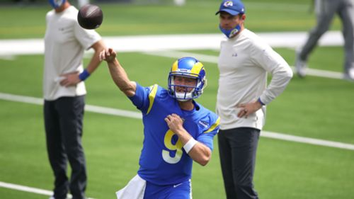 Rams Qb John Wolford Has A College Connection To New Bachelor Matt James Sporting News
