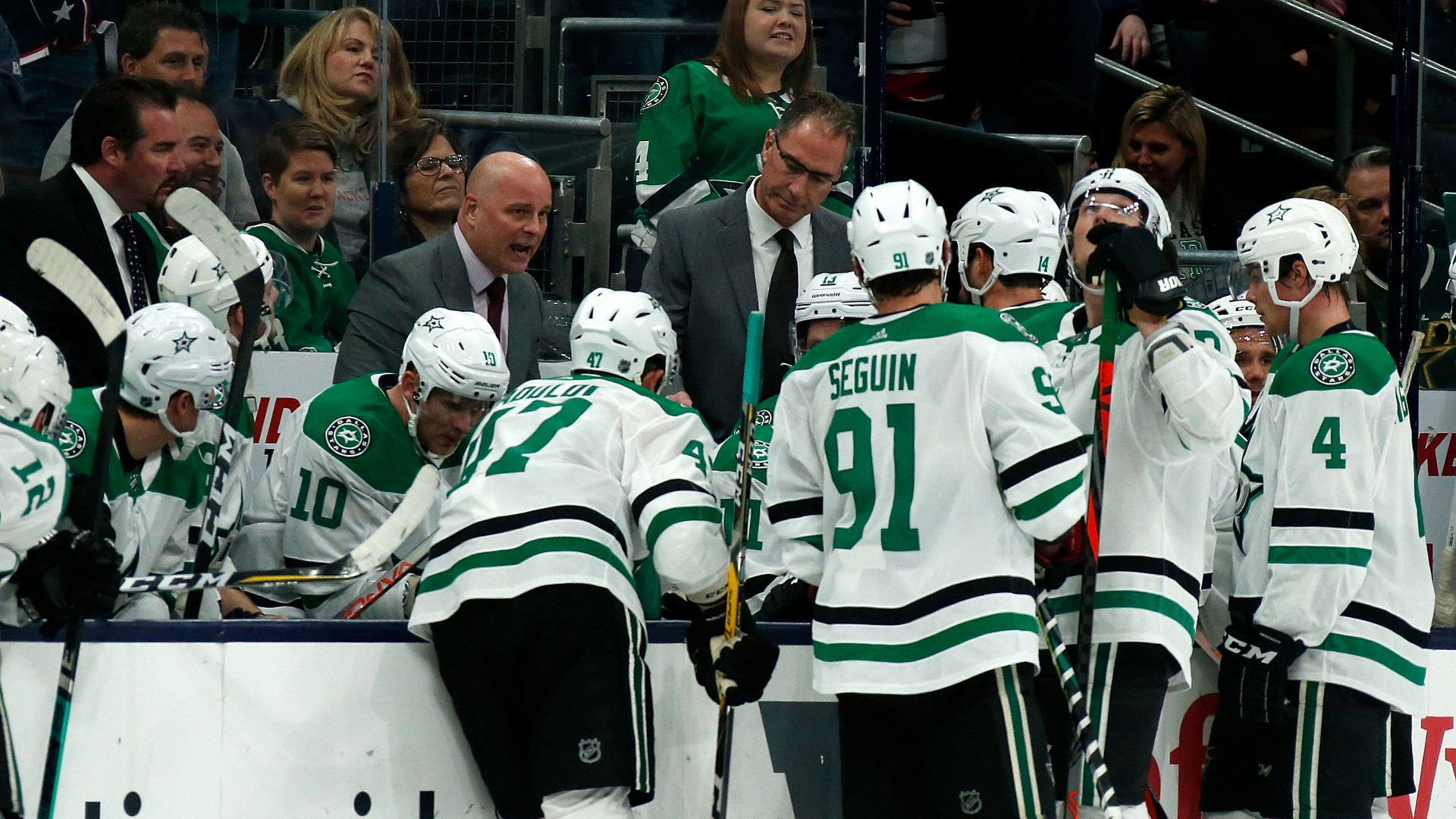 Jim Montgomery on Stars dismissal, road to sobriety: 'That firing was deserved' 1
