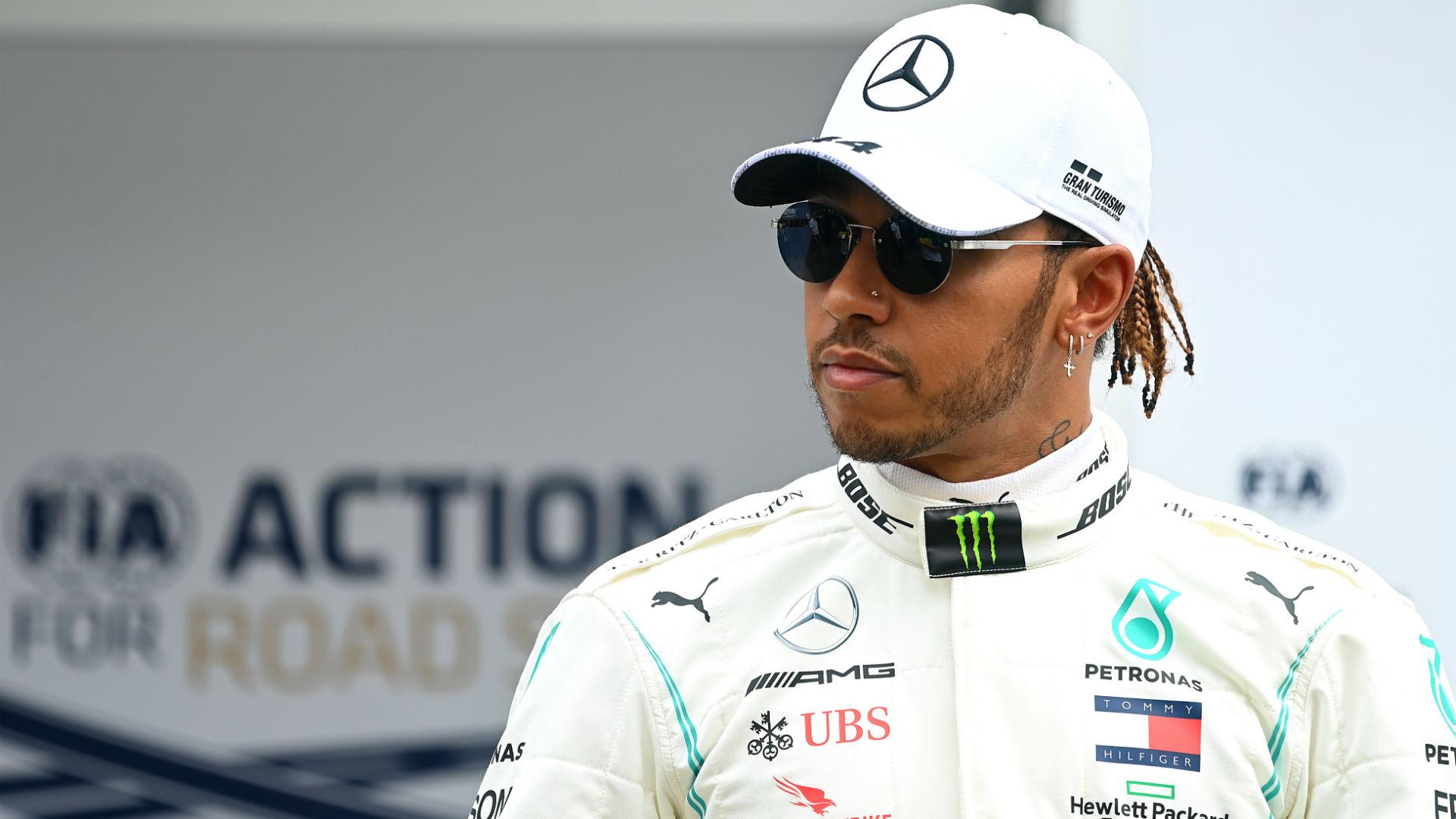 Lewis Hamilton, otros rasgan la F1 por la respuesta del ...