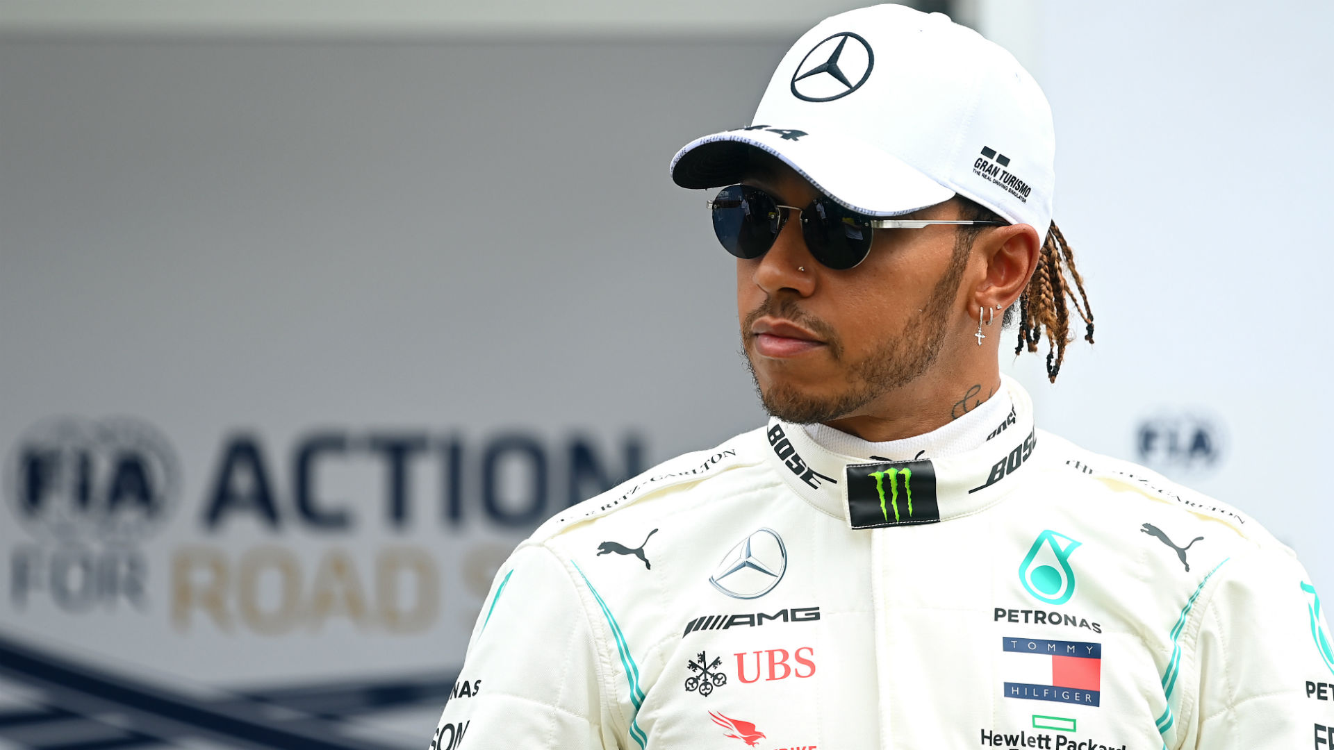 Lewis Hamilton Out At Sakhir Grand Prix After Positive Covid Test Who Will Replace Mercedes Driver Sporting News