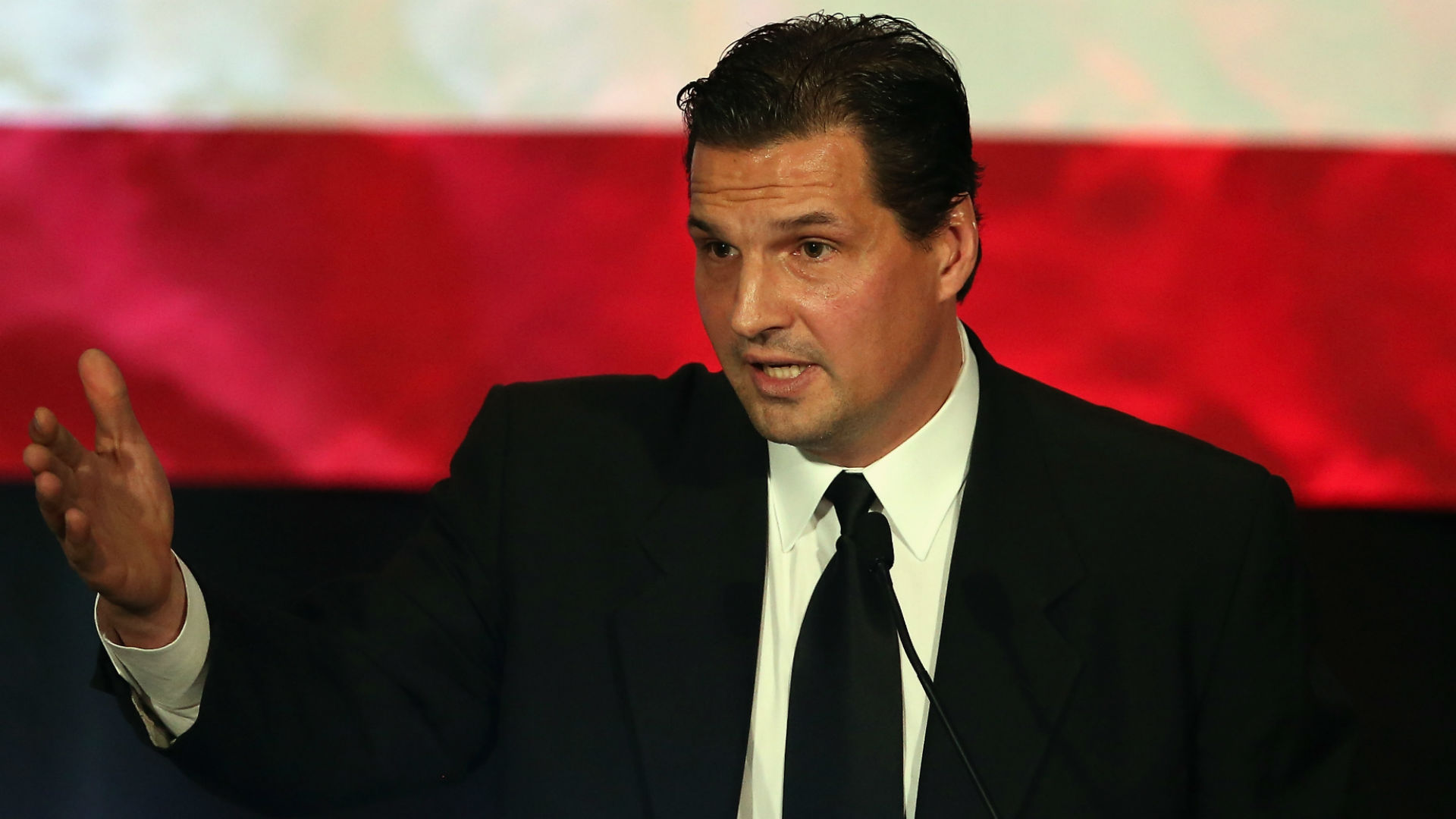 In Fight Against Cancer Eddie Olczyk Discovers A New Voice Sporting News