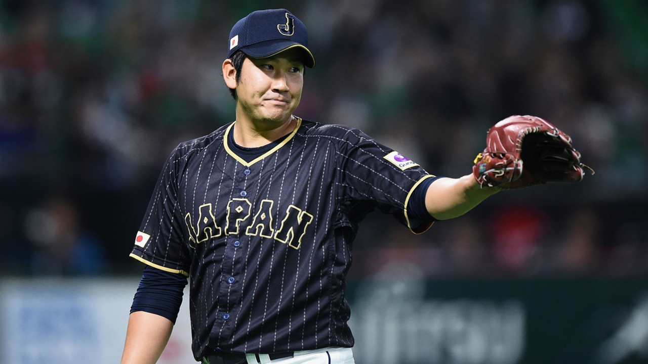 Who is Tomoyuki Sugano? Japanese pitcher should feature in MLB starting  rotation in 2021 | Sporting News