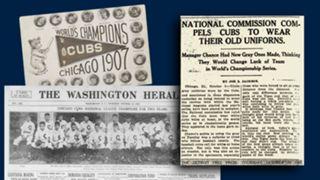 1907 Cubs World Series