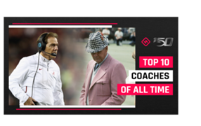 CFB 150 top 10 coaches