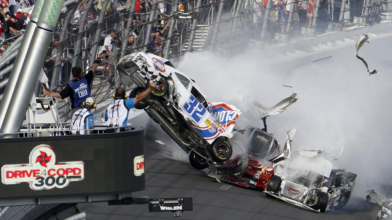 Kyle Larson Still Shrugs Off Frightening Crash At Daytona Sporting News