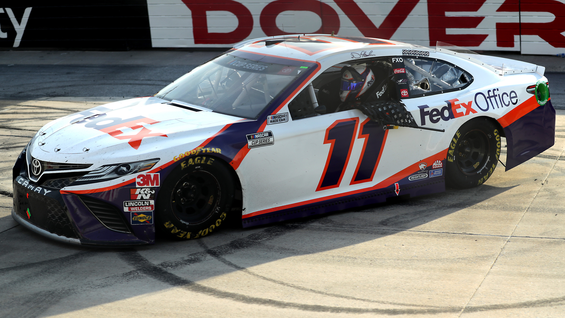NASCAR at Dover live race updates, results, highlights from Saturday's Drydene 311 1