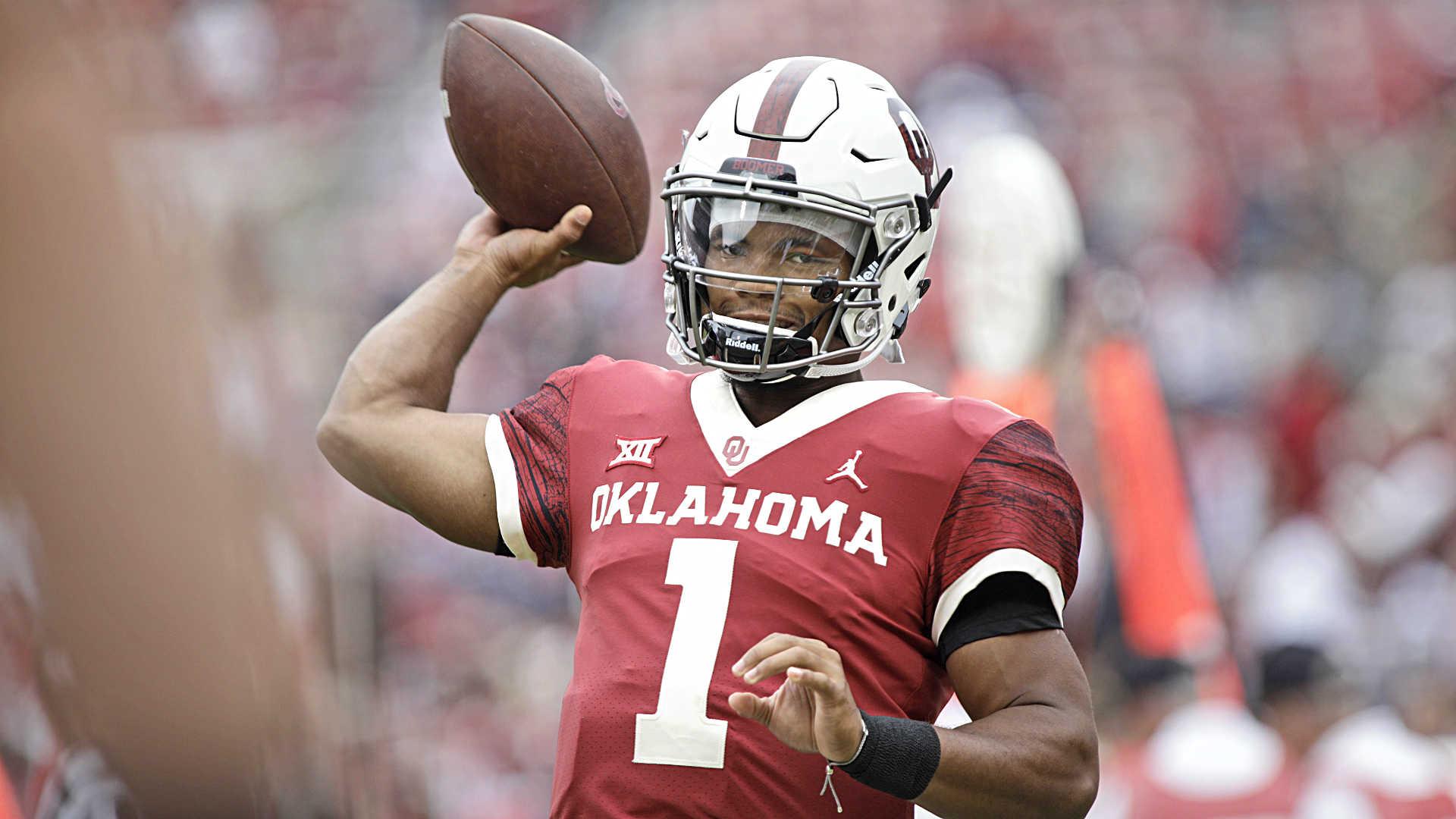 College Football Playoff Picture: Oklahoma edges Georgia ...