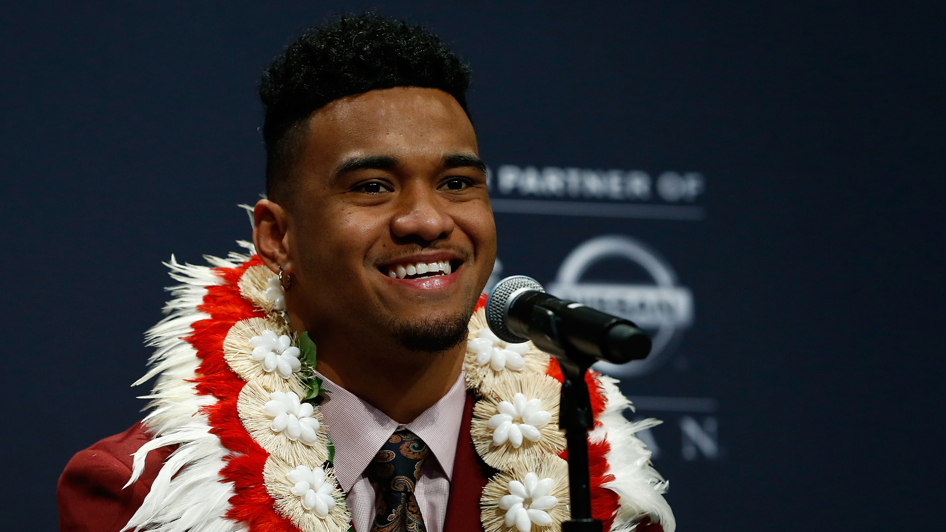 Tua Tagovailoa's No. 1 jersey soon to be a Dolphins first 1