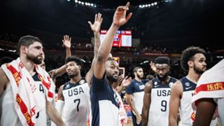 Team USA Basketball FIBA World Cup