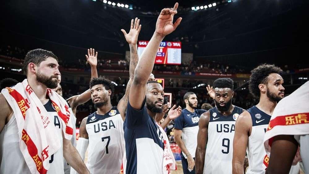 Team USA Basketball FIBA World Cup
