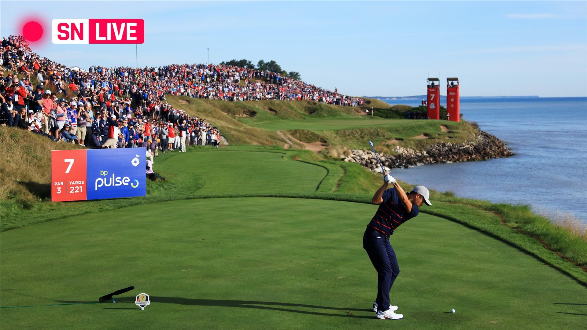 Skor Golf Langsung Ryder Cup 2021, Hasil, Hari 1 Berempat, Sorotan Empat Bola