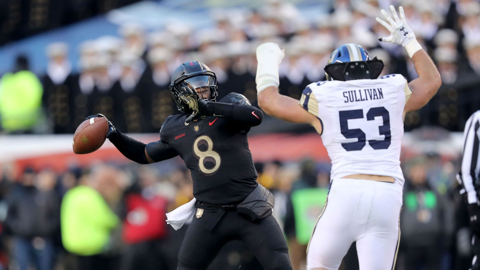 Results Army Navy Football Game