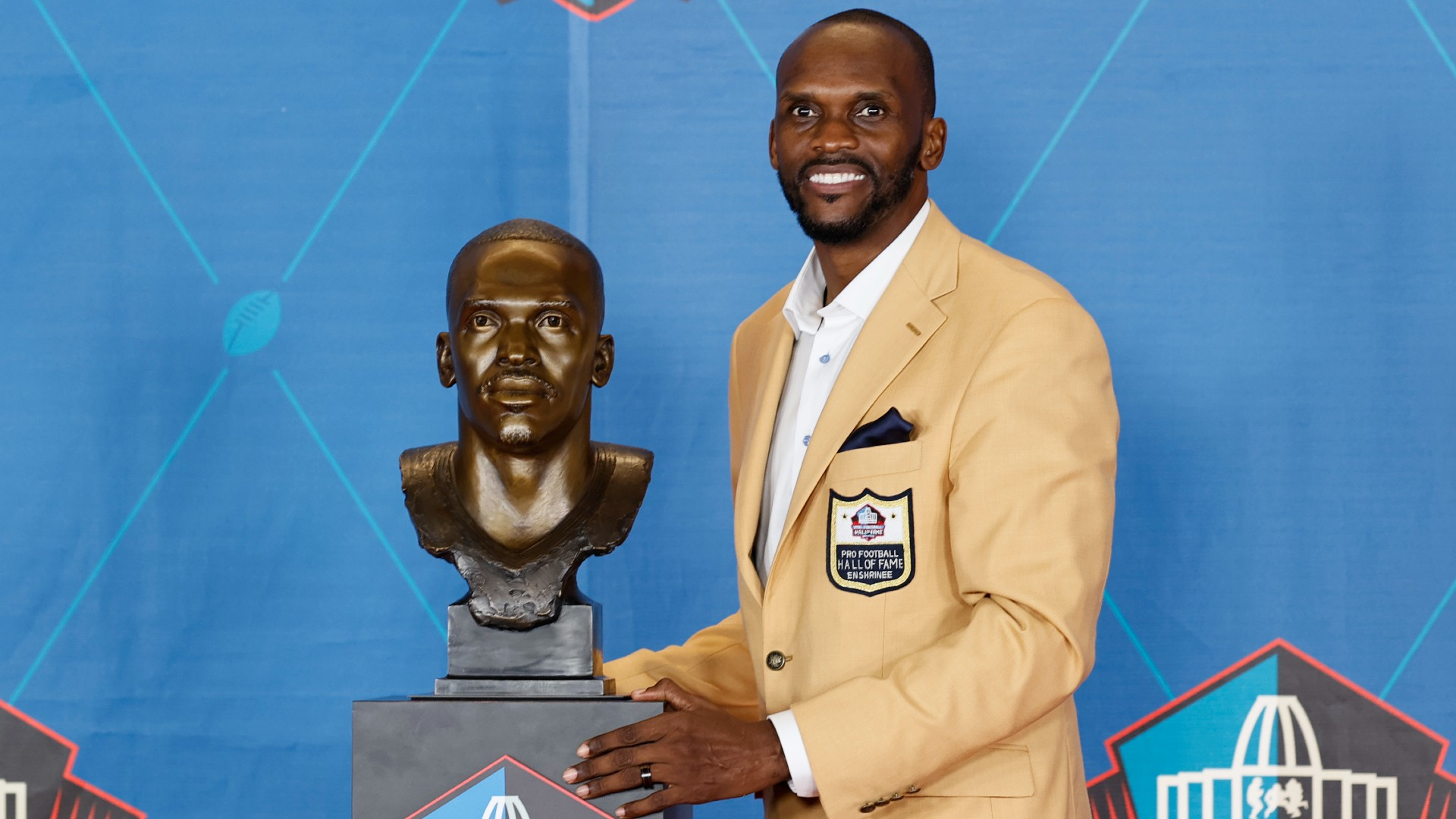 Isaac Bruce's Hall of Fame speech dripped with a righteous vindication: 'How do you like me now?'