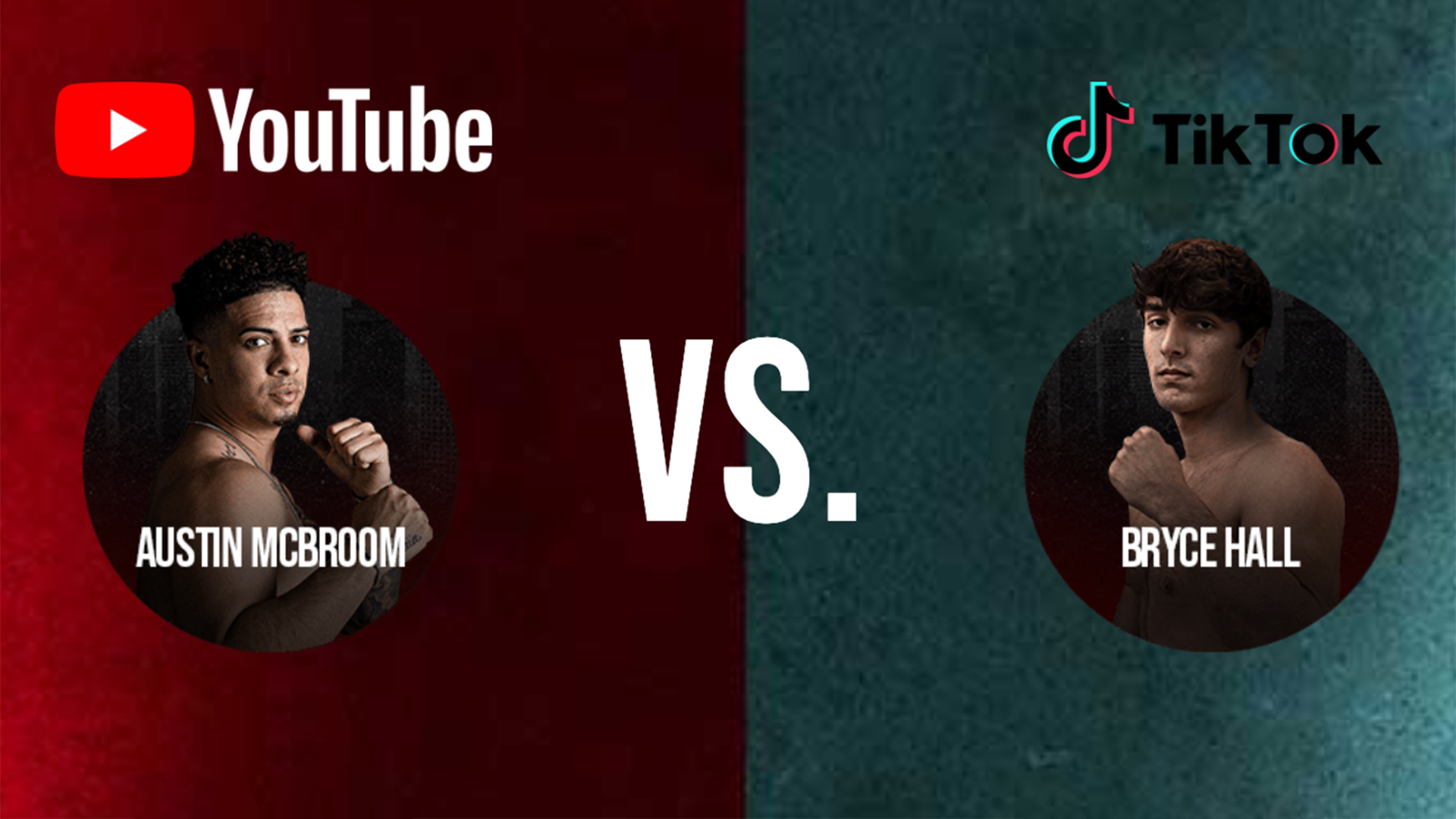 YouTube vs. TikTok: How much will Austin McBroom and Bryce Hall make in boxing exhibition?