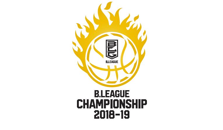 B.LEAGUE CHAMPIONSHIP logo