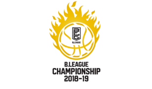 B.LEAGUE CHAMPIONSHIP logo