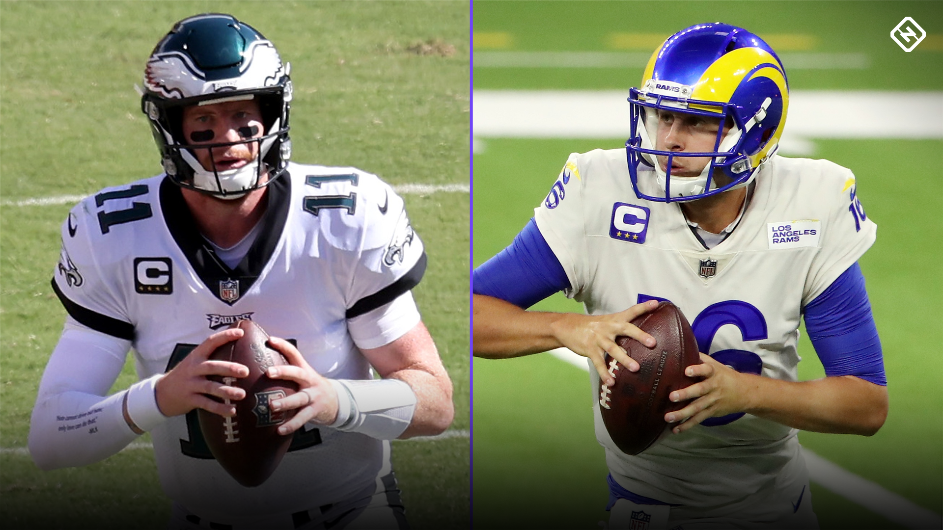 What channel is Eagles vs. Rams on today? Time, TV schedule for Week 2 NFL game