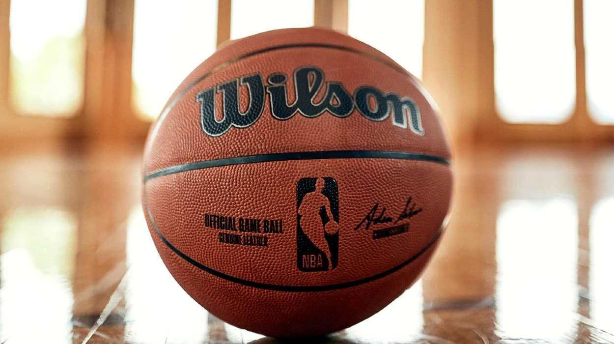 NBA Wilson Official ball