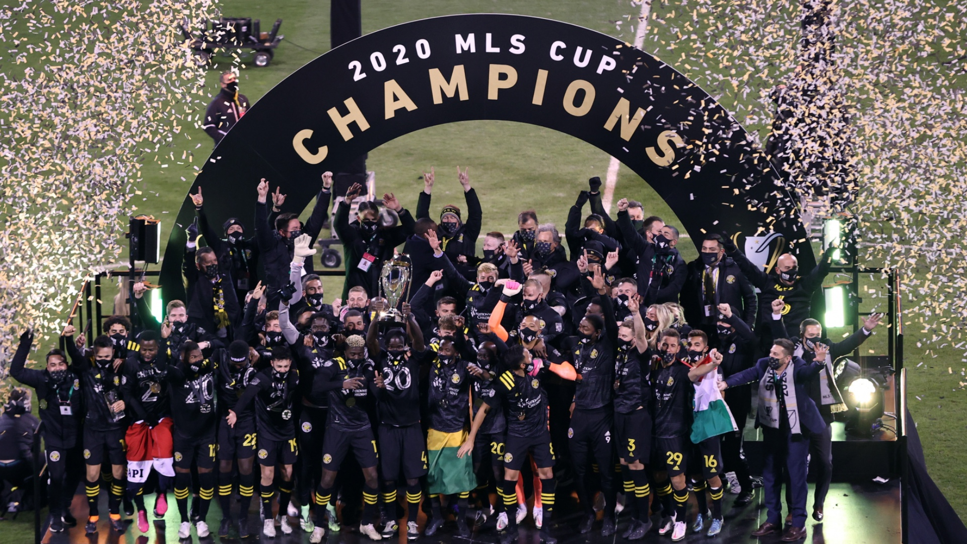 When the MLS season begins after a rare Columbus Crew replay, the league needs to take advantage of the opportunity to take the next step