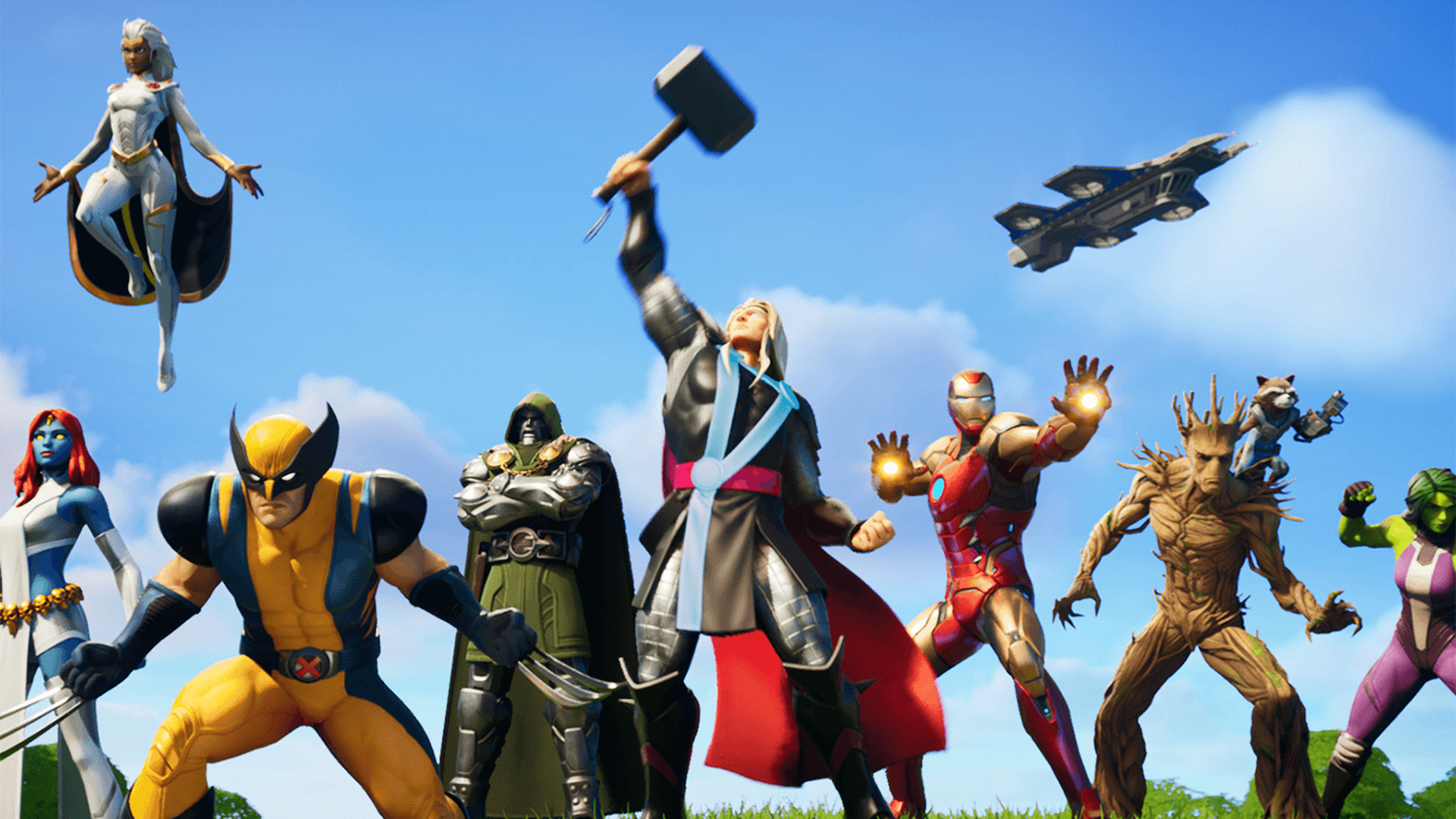Fortnite Chapter 2 Season 4 Battle Pass New Skins Tiers More Sporting News