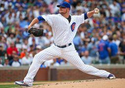 Jon Lester, Cubs pitcher