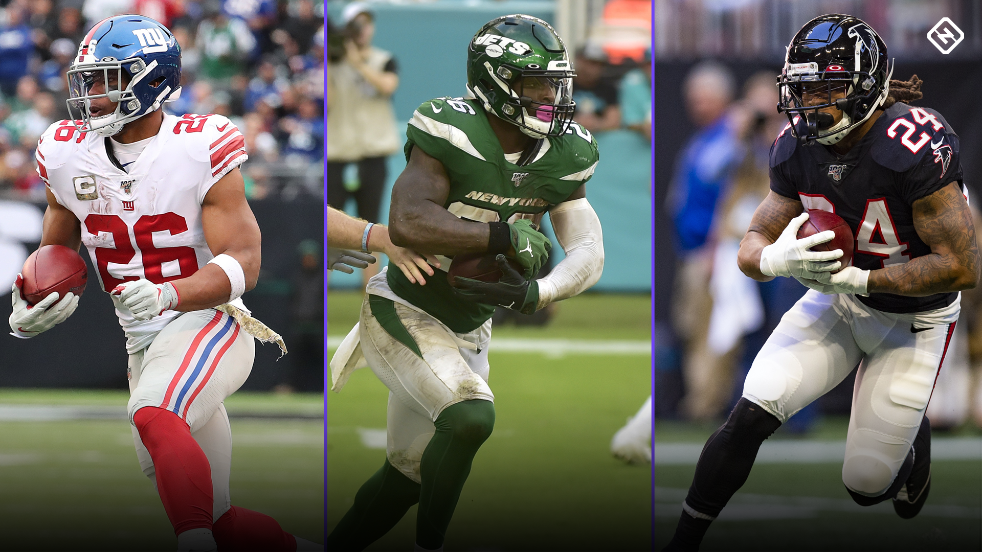 Fantasy Injury Updates: Saquon Barkley, Le'Veon Bell, Devonta Freeman affect Week 11 waiver wire pickups