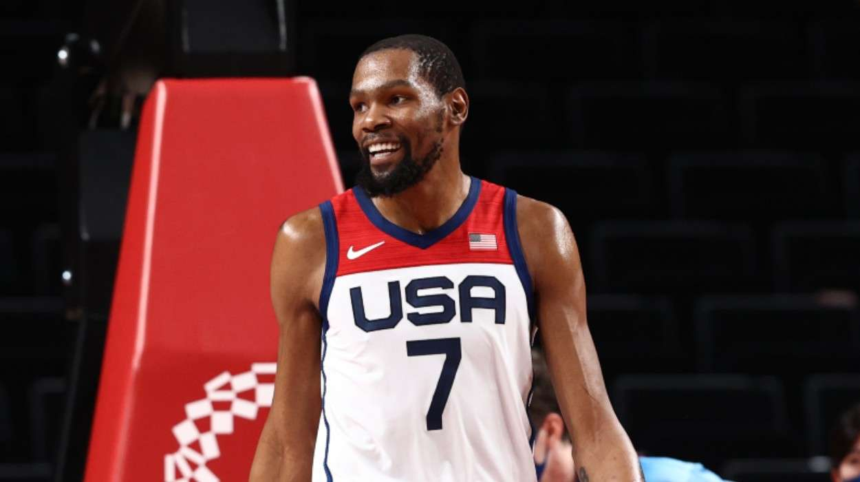 Kevin Durant USA Men's National Team s