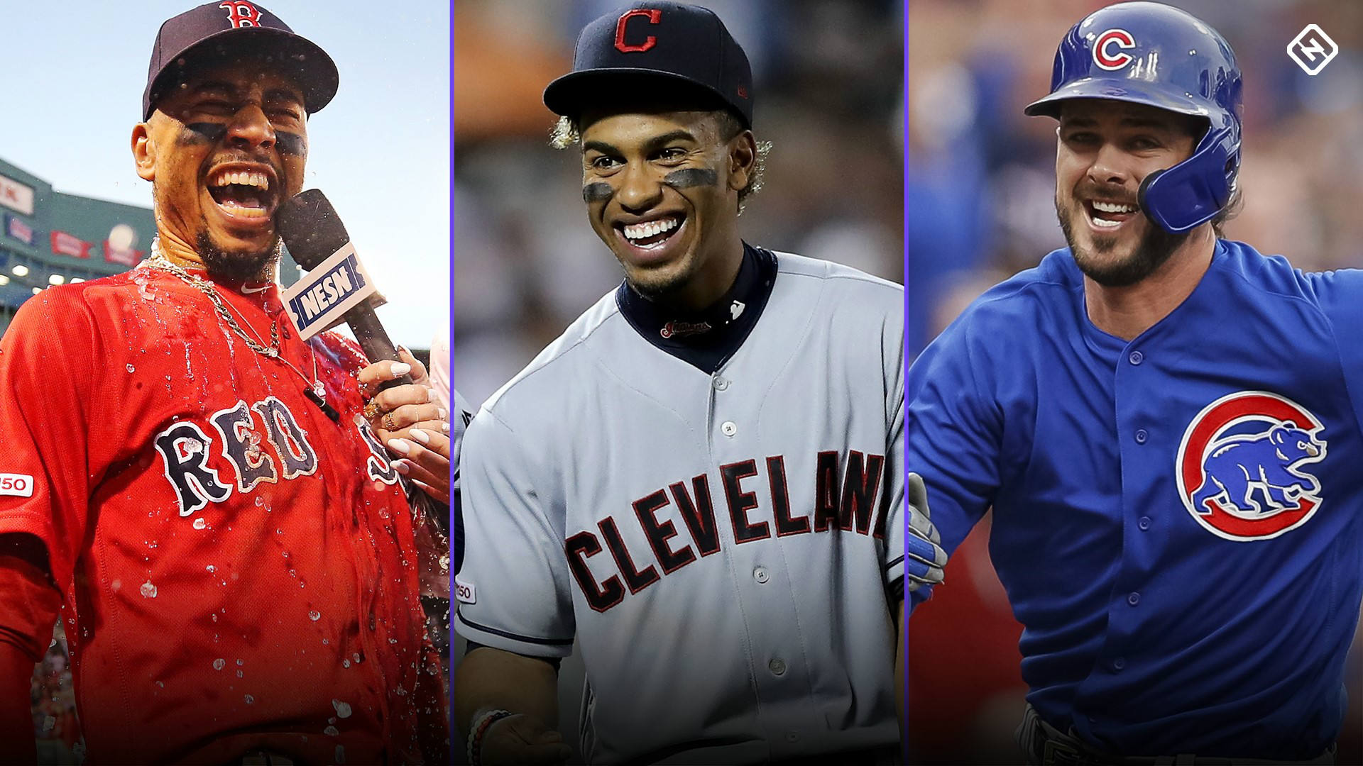 MLB trade rumors: Mookie Betts, Francisco Lindor or Kris Bryant could be moved, report says