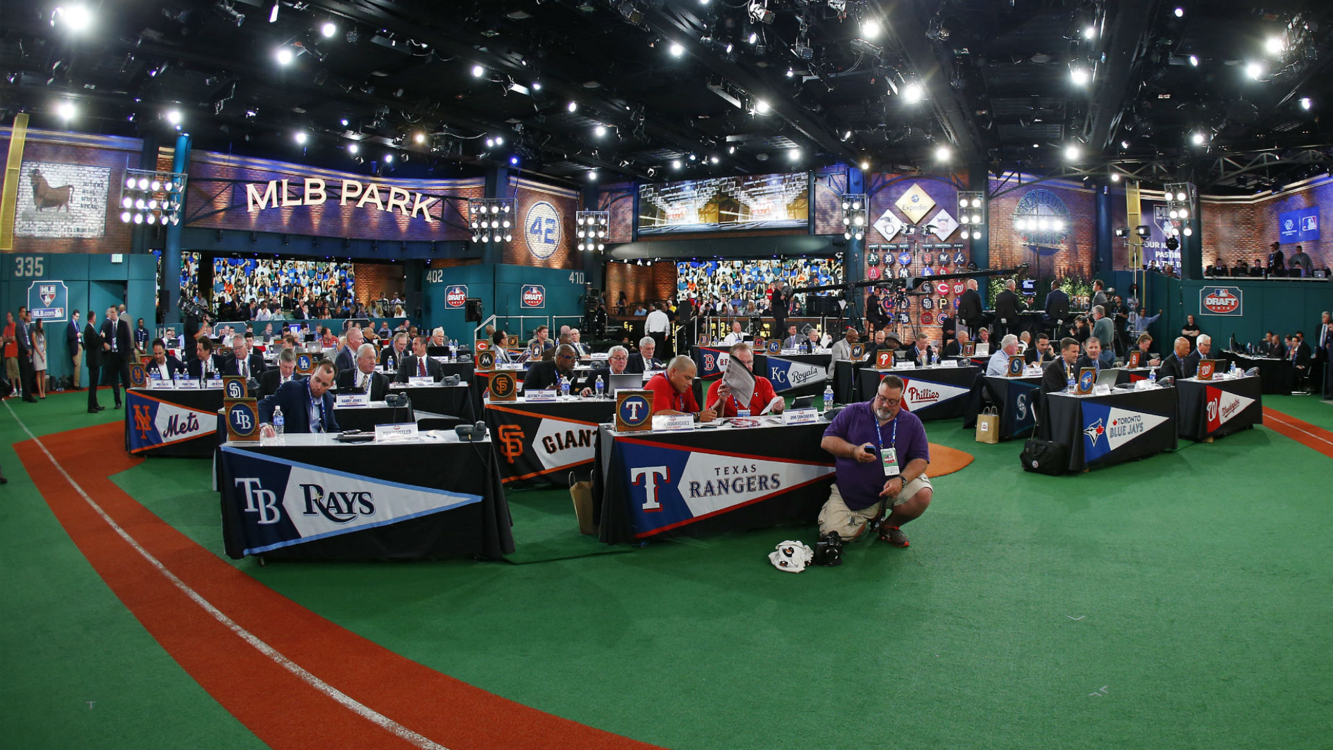 MLB Draft 2020 dates, start time, pick order, TV channels & more to know for shortened baseball draft 1