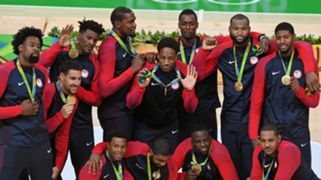 The USA Basketball Men's National Team Rio 2016 Olympic Games