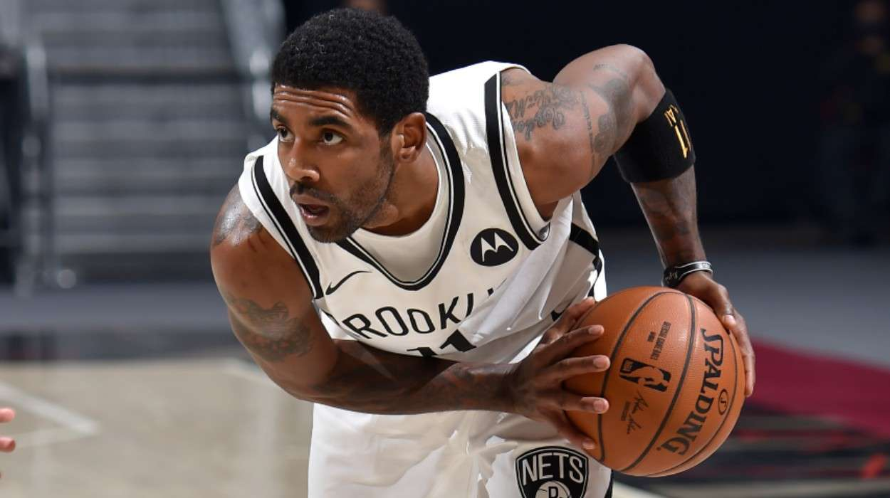 Kyrie Irving Brooklyn Nets