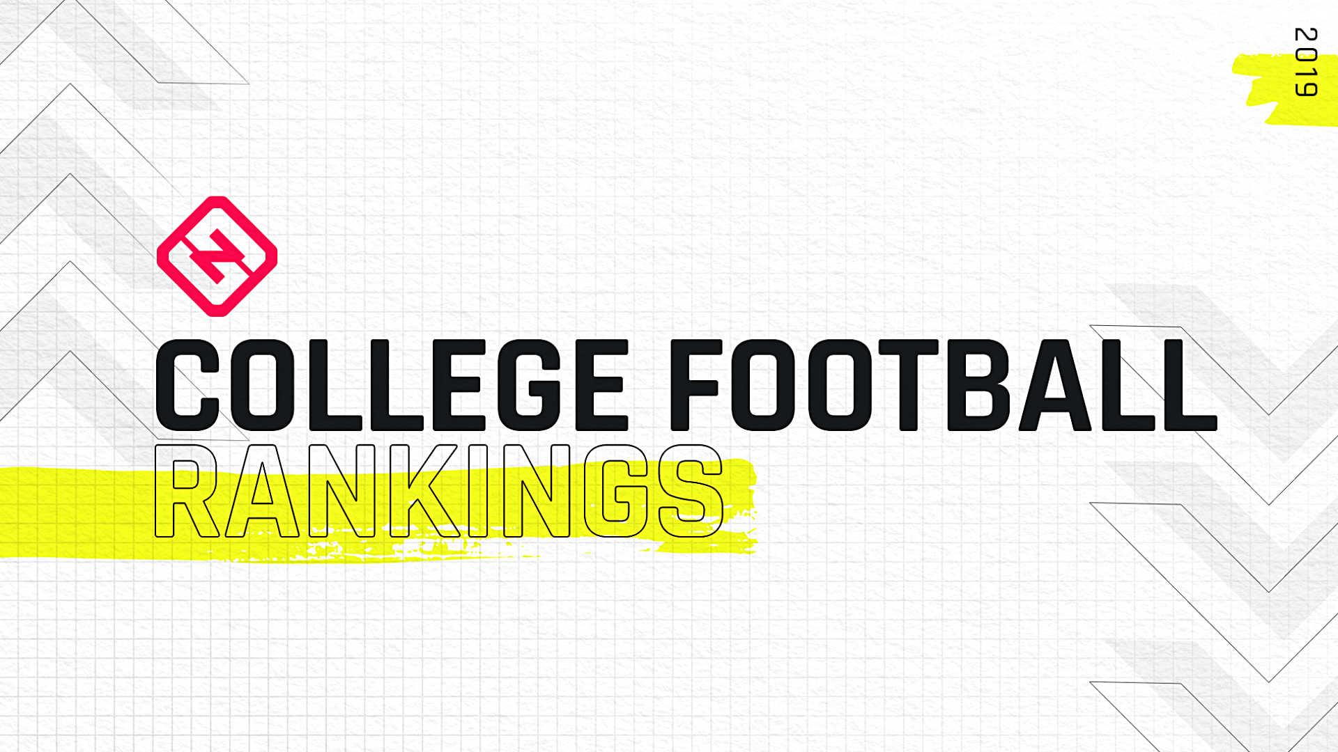 fbs football rankings 2020
