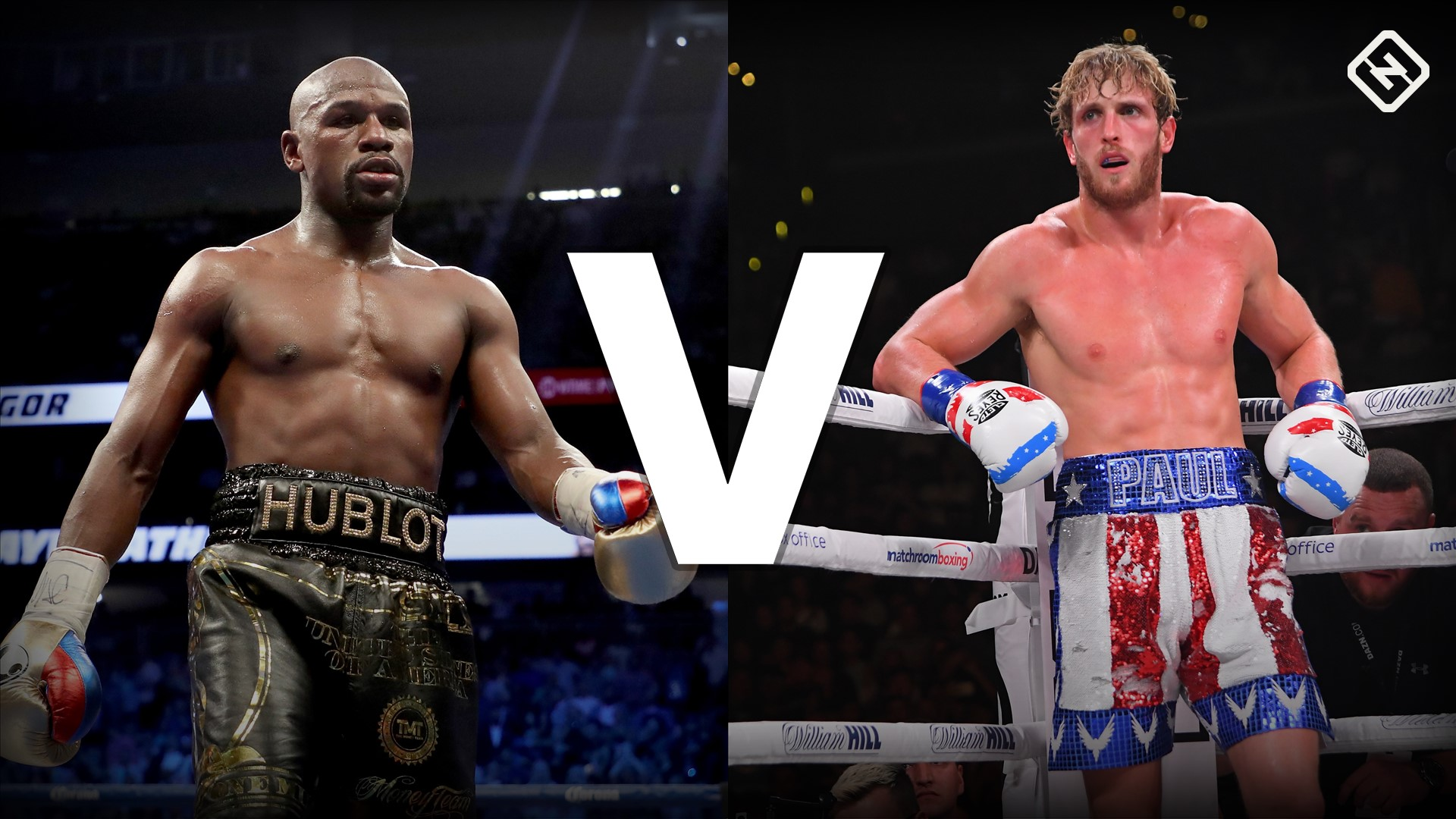 Logan Paul vs. Floyd Mayweather fight announced for June 6 and <b>Twitter</b> had some thoughts thumbnail