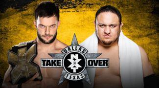 NXT - Finn Balor vs Samoa Joe