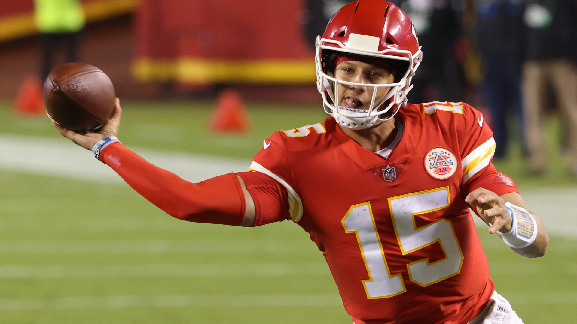 Texans vs. Chiefs score, results: Patrick Mahomes, Clyde Edwards-Helaire power KC 1